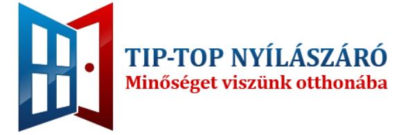 Tip-Top Nyílászáró